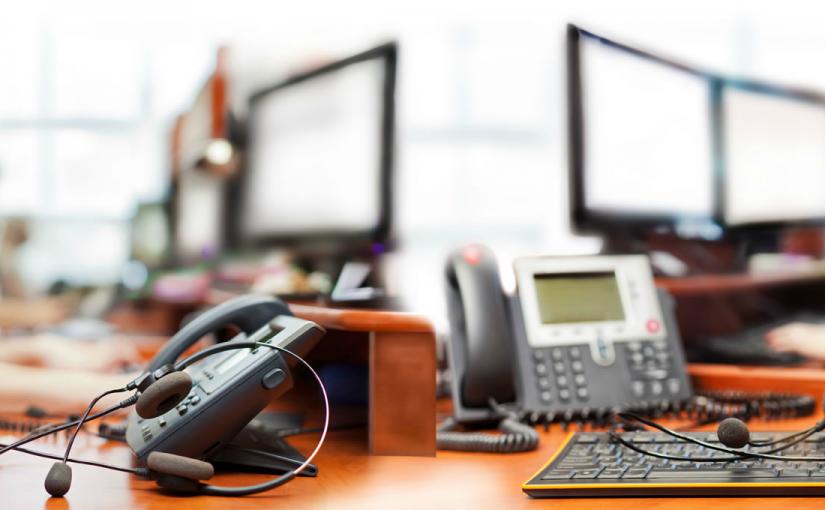 Les activités d'un call center