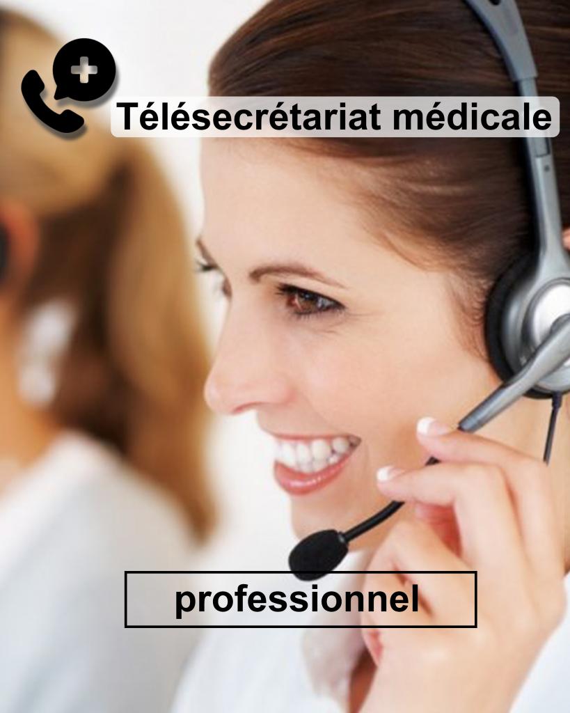 télésecrétaire médical Algérie