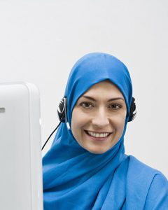 service de qualité call center algérie